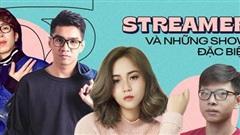 Không chỉ nổi bật với lượng người xem khủng, streamer Việt còn tạo ra nhiều gameshow xịn xò như trên sóng truyền hình!