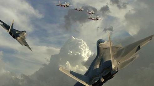 Báo Mỹ: Vì sao Nga gọi phi công F-22 Raptor là 'gà bay', phải cúp đuôi chạy trốn ở Syria?