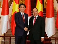 'Chính phủ mới ở Nhật Bản sẽ không thay đổi chính sách với Việt Nam'