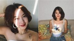 Mi Vân khoe loạt ảnh rạng rỡ mừng sinh nhật tuổi 32, giữ vững phong độ nhan sắc của hotgirl đời đầu