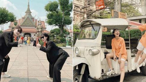 Trai xinh gái đẹp chia sẻ kinh nghiệm đi Thái Lan 5 ngày hết 10 triệu/người, nhìn hình sống ảo tự nhiên ai cũng muốn… có bồ!