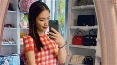 Hòa Minzy khoe túi hàng hiệu cỡ 'khủng' mới tậu, nói một câu là biết đẳng cấp nữ đại gia