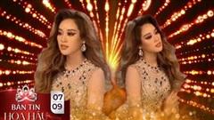 Khánh Vân 'khuynh đảo' fan sắc đẹp bằng layout mới tóc xoăn, ánh mắt hút hồn chuẩn 'beauty queen'