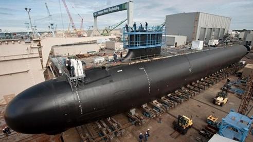 Mỹ hết tiền: Dự án tàu ngầm Columbia bị đe dọa?