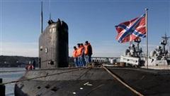 Nga bỏ tàu ngầm Lada thay tàu mới vượt trội
