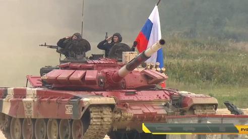 Top 100 Defense News: 'Lò rèn' T-72B3, T-90 không được xếp hạng, CNQP Nga đang bị uy hiếp?