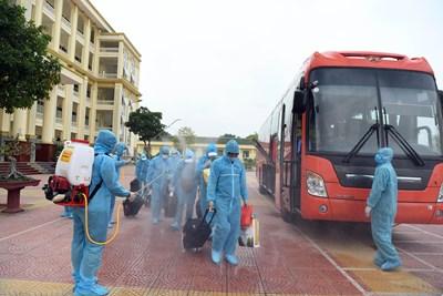 Đoàn Quân đội nhân dân Việt Nam tham gia Army Games 2020 về nước an toàn