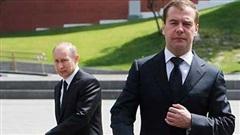 Mỹ dự đoán người kế vị Putin sẽ là Medvedev?