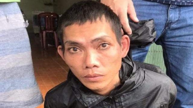 Phạm nhân trại Z30D phá còng bỏ trốn ở Bình Thuận bị bắt