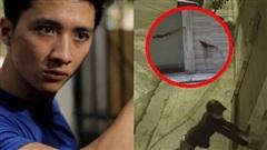 Nóng: Căn nhà bề thế, hai mặt tiền của Trọng Hưng bị ném chất bẩn trong đêm, hình ảnh về 'kẻ côn đồ' đã được ghi lại tất cả
