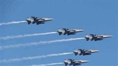 Tại sao Trung Quốc không dám 'động binh' với Không quân Ấn Độ?