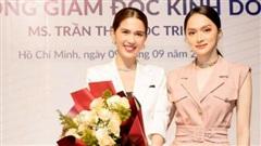 'Nữ hoàng nội y' Ngọc Trinh nhận chức Phó tổng giám đốc một tập đoàn
