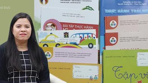 Tiến sĩ Giáo dục Vũ Thu Hương lên tiếng về bộ SGK gây tranh cãi: Nhiều bố mẹ muốn sách Việt đẹp như sách Tây nhưng đến lúc có lại chê đắt