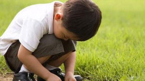 Thấy 1 cậu bé đang giúp con kiến bị lạc đàn, người đàn ông hỏi chuyện và đưa ra 1 quyết định thay đổi số phận nhiều người