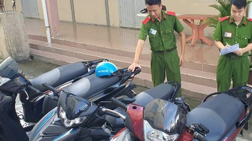 CLIP: Cần Thơ phá chuyên án trộm xe SH theo 'đơn đặt hàng' từ TP HCM, Bình Dương