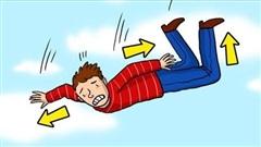 Bí quyết sống sót khi bị rơi từ trên cao