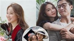 Cô nữ sinh đẹp tựa thiên thần trong lễ tốt nghiệp đại học, hoá ra lại có mối quan hệ đặc biệt với Yumi Dương và Tôn Kinh Lâm