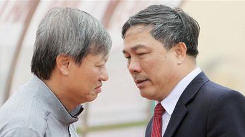 CLB Thanh Hóa lại có biến, HLV Lê Thụy Hải: 'Bóng đá chuyên nghiệp, ai lại làm thế?'