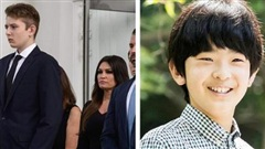 Bằng tuổi 'Hoàng tử Nhà Trắng' Barron Trump, 'Thiên Hoàng tương lai' của Nhật Bản gây bất ngờ khi xuất hiện với khí chất hoàn toàn khác biệt