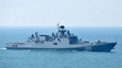 Chiến hạm Nga 'đánh lừa' mạng lưới phòng thủ tên lửa Israel
