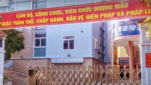 Liên quan đến vụ Đường Nhuệ, nữ cán bộ Trung tâm dịch vụ đấu giá tài sản tỉnh Thái Bình bị bắt khẩn cấp