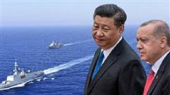 Mỹ cùng đồng minh bao vây Trung Quốc bằng một chuỗi các căn cứ và cảng quân sự