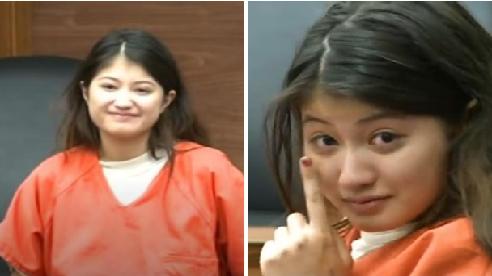 Nở nụ cười tươi tắn khi ra hầu tòa, cô gái được dân mạng khen đáng yêu hóa ra lại là 'ác quỷ' với quá khứ đầy ớn lạnh