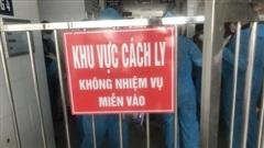 Thêm 3 ca mắc mới COVID-19 là người nhập cảnh, Việt Nam có 1.063 bệnh nhân