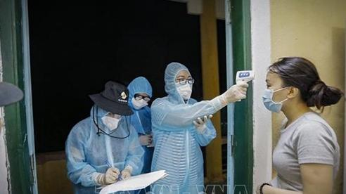 Việt Nam tiếp tục không có ca mắc mới, còn 36.299 người đang cách ly phòng dịch COVID-19