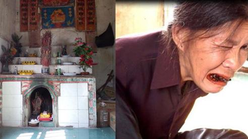 Bóc mẽ 'cô đồng' có khả năng gọi hồn, nhập vong ở Thanh Hóa