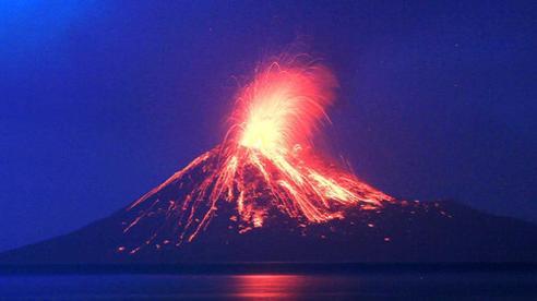 Lần đầu tiên trong lịch sử, các nhà khoa học ghi nhận được hiện tượng núi lửa 'tái sinh'