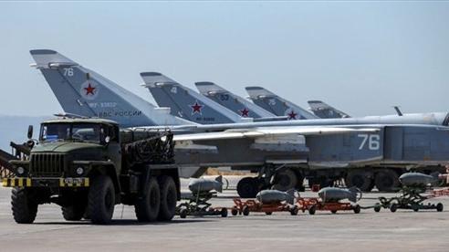 Nga đổ quân, mở rộng căn cứ sát Mỹ ở Syria