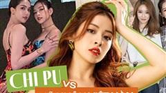 Chi Pu cứ đụng độ mỹ nhân Việt - Hàn là gây bão: Nhăm nhe át cả Ngọc Trinh - Park Shin Hye nhưng 'thua đậm' Tiffany (SNSD) vì quá dừ
