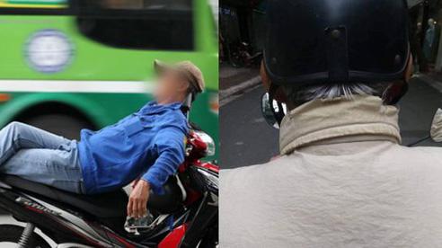 Cô gái không tin vào tai mình khi phát hiện thân phận thật của ông xe ôm chở đi học hằng ngày