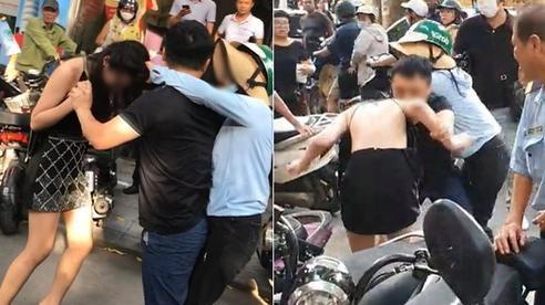 Clip: Bị phát hiện đi cùng bồ nhí trên xe Lexus LX 570, người đàn ông còn gây phẫn nộ cực độ khi thẳng tay đấm vào mặt vợ để nhân tình chạy trốn