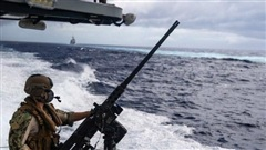 Hoạt động quân sự Mỹ ở đảo Guam là chìa khóa ngăn chặn Trung Quốc?