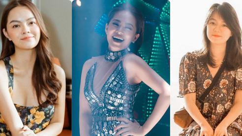 3 cô nàng H.A.T ngày ấy và bây giờ: Phạm Quỳnh Anh style ngày càng gợi cảm, nhưng gây choáng nhất lại là nhan sắc tuổi U40 của cô bạn cùng tên