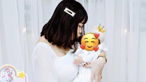 Chi Bé - bạn thân Linh Ka, thành viên 'nhóm hot teen' đình đám bất ngờ công khai đã sinh con khi mới 18 tuổi