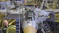 'Nâng Su-57, dìm MiG-35', báo Mỹ bị chuyên gia Nga đáp trả cực gắt: Hãy nhìn xuống chân?