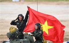 Bộ Tư lệnh Tăng thiết giáp cảm ơn các cơ quan, đơn vị đã tuyên truyền, cổ vũ động viên đội tuyển xe tăng Việt Nam