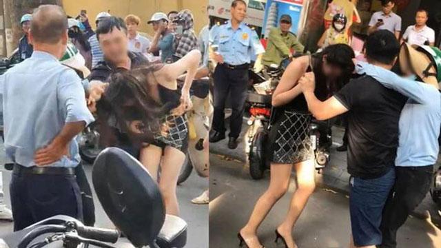 Vụ đánh ghen chồng cùng bồ nhí trên xe Lexus LX 570: Đôi vợ chồng và cô gái trẻ có thể bị xử phạt như thế nào?