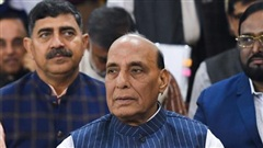 Bộ trưởng Quốc phòng Ấn Độ: Căng thẳng biên giới Trung-Ấn là 'nghiêm trọng'