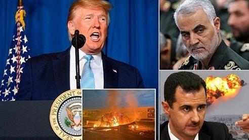 Ai chặn tay Tổng thống Trump loại bỏ ông Assad?