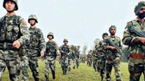 Trung Quốc điều thêm 10.000 lính tới biên giới tranh chấp với Ấn Độ