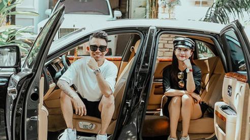 Minh Nhựa và vợ khoe ảnh bên xe Rolls Royce 50 tỷ, dân tình thích thú khi thấy cả Wowy cũng vào comment