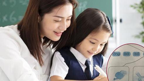 Bài tập tiếng Việt đơn giản nhưng cô bé lại đưa ra đáp án bất ngờ khiến dân tình cười ngả nghiêng: Trẻ con đúng là không biết nói dối!