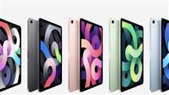 Không có iPhone 12, iPad Air trở thành tâm điểm chú ý với thiết kế cạnh vuông mới, đẹp hơn!
