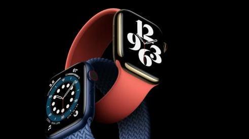 Apple Watch Series 6 gây ấn tượng với 2 màu mới xanh navy và đỏ, giá bán từ 399 USD