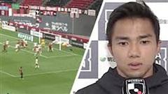 Vừa được Kiatisuk tâng bốc, 'Messi Thái' phải xin lỗi vì hóa tội đồ ở trận thua phút 90+4