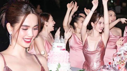 Ngọc Trinh tung loạt ảnh 'căng đét' trong tiệc sinh nhật: Nguyên team đi ra hết để nữ hoàng nội y chiếm trọn spotlight!